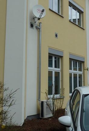 Klima-Außeneinheit Radio Lausitz in Bautzen